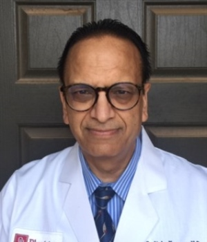 Satish Kumar, MD, MRCP